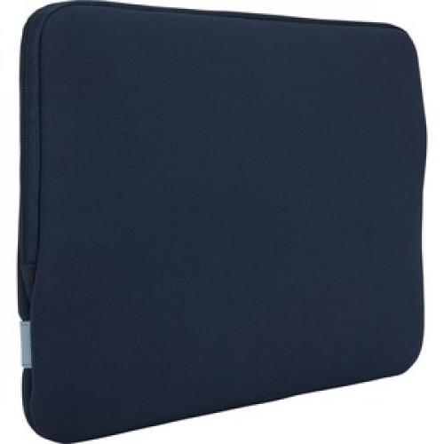 "Case Logic Reflect REFPC 113 DARK BLUE Carrying Case (Sleeve) For 13.3"" Notebook   Dark Blue Rear/500"