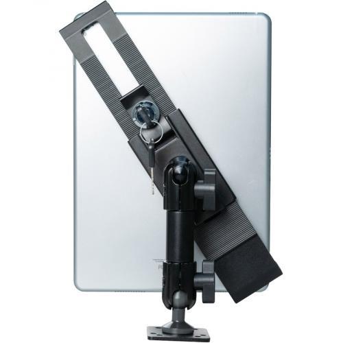 CTA Digital Vehicle Mount For Tablet, IPad Pro, IPad Air, IPad Mini Rear/500