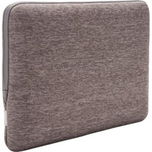 """Case Logic Reflect REFMB 113 GRAPHITE Carrying Case (Sleeve) For 13"""" Apple MacBook Pro   Gray Rear/500"""