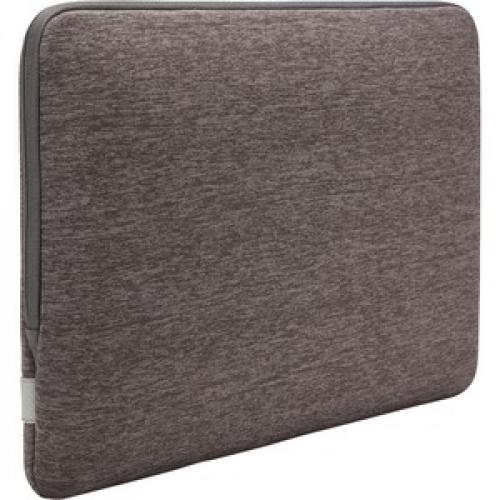 """Case Logic Reflect REFPC 116 GRAPHITE Carrying Case (Sleeve) For 16"""" Notebook   Gray Rear/500"""