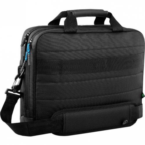 "Dell Pro Carrying Case (Briefcase) For 15"" Dell Notebook   Black Rear/500"