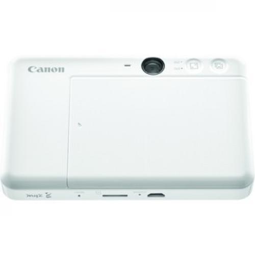 Canon IVY CLIQ+ Instant Digital Camera   Sapphire Blue Rear/500