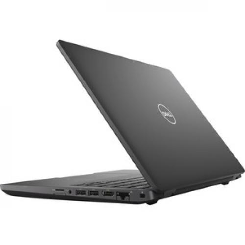 "Dell Latitude 5000 5401 14"" Notebook   1920 X 1080   Intel Core I5 (9th Gen) I5 9400H Quad Core (4 Core) 2.50 GHz   8 GB RAM   256 GB SSD Rear/500"