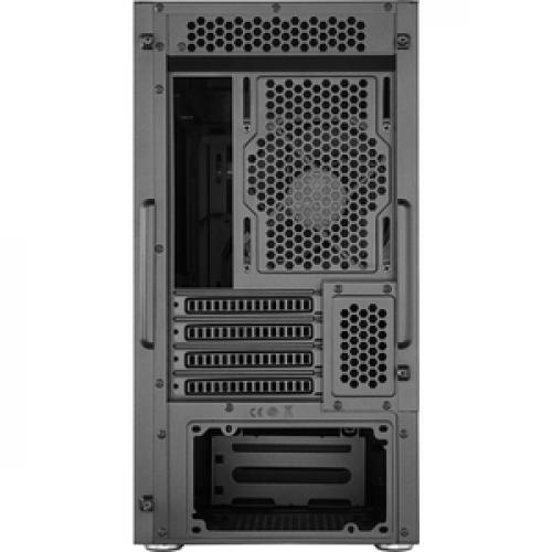 Cooler Master Silencio S400 Computer Case Rear/500