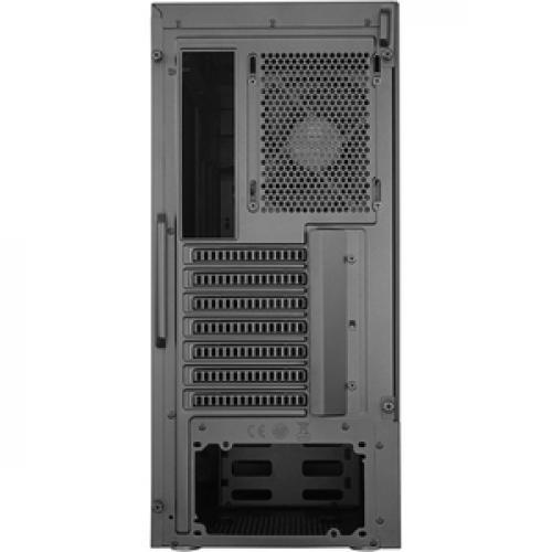 Cooler Master Silencio S600 Computer Case Rear/500