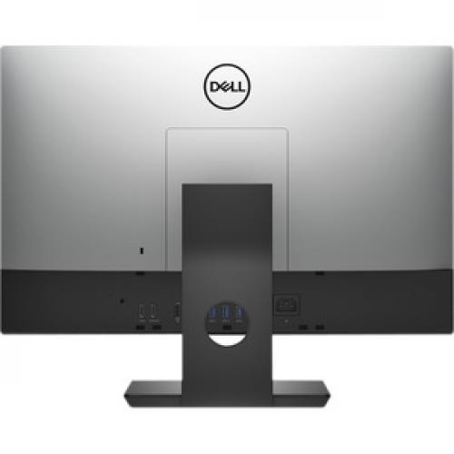 "Dell OptiPlex 7000 7470 All In One Computer   Core I5 I5 9500   8 GB RAM   256 GB SSD   23.8"" 1920 X 1080   Desktop Rear/500"