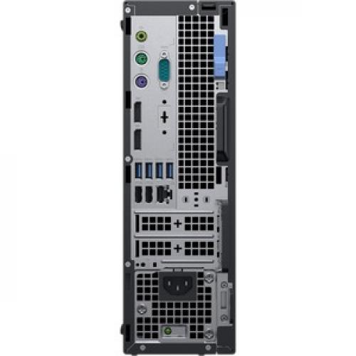 Dell OptiPlex 7000 7070 Desktop Computer   Core I7 I7 9700   8GB RAM   256GB SSD   Small Form Factor Rear/500