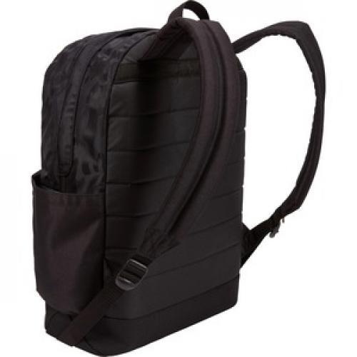 Case Logic Founder CCAM 2126 BLACKCAMO Carrying Case (Backpack) Accessories, Bottle, Electronic Equipment, Pen, Book, Folder   Black Camo Rear/500