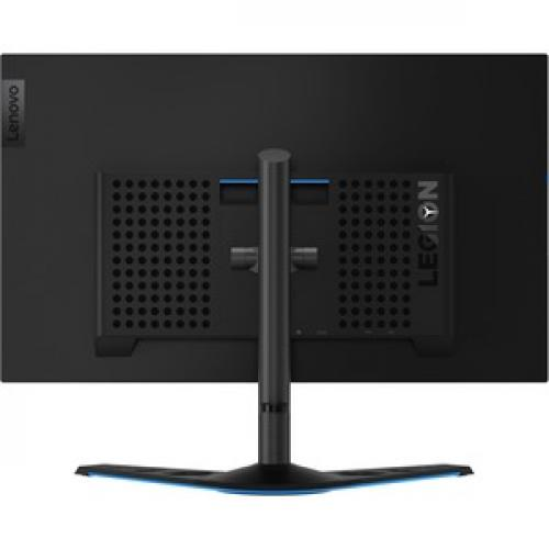"Lenovo Legion Y27q 20 27"" WQHD WLED Gaming LCD Monitor   16:9   Black Rear/500"