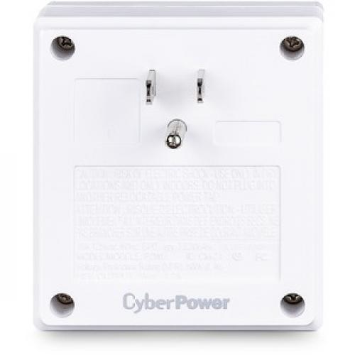CyberPower Surge Protectors P2WU Professional   Surge Suppression: 500 J Rear/500