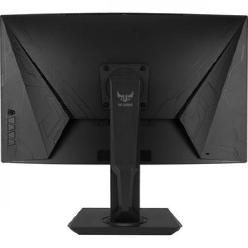 "TUF Gaming VG32VQ 31.5"" WQHD Curved Screen LED Gaming LCD Monitor   16:9 Rear/500"