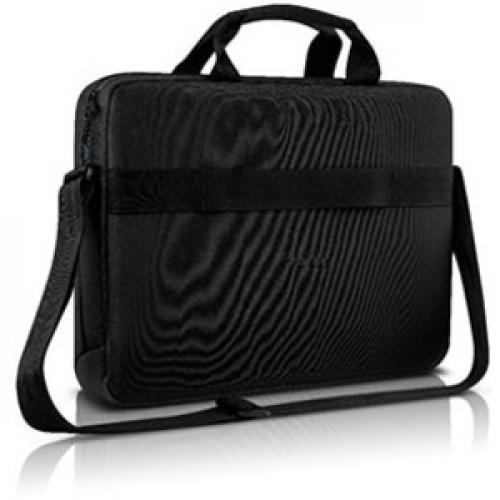 "Dell Essential ES1520C Carrying Case (Briefcase) For 15"" To 15.6"" Notebook   Black Rear/500"