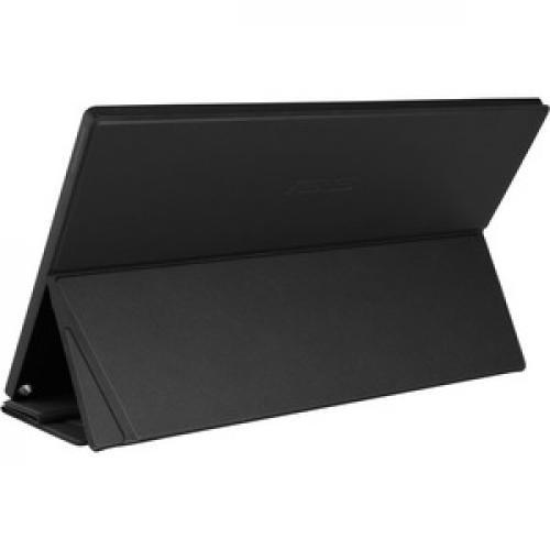 "Asus ZenScreen MB16AMT 15.6"" LCD Touchscreen Monitor   16:9   5 Ms GTG Rear/500"