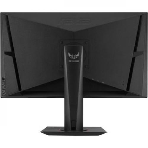"TUF Gaming VG27AQ 27"" WQHD LED Gaming LCD Monitor   16:9   Black Rear/500"