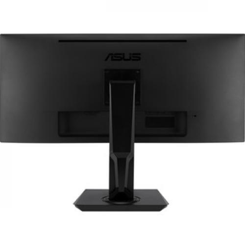 "Asus VP348QGL 34.1"" UW QHD Gaming LCD Monitor   21:9   Black Rear/500"