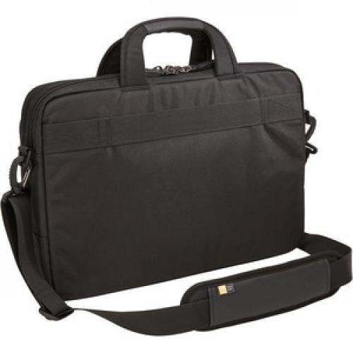 "Case Logic Notion Carrying Case For 15.6"" Notebook   Black Rear/500"