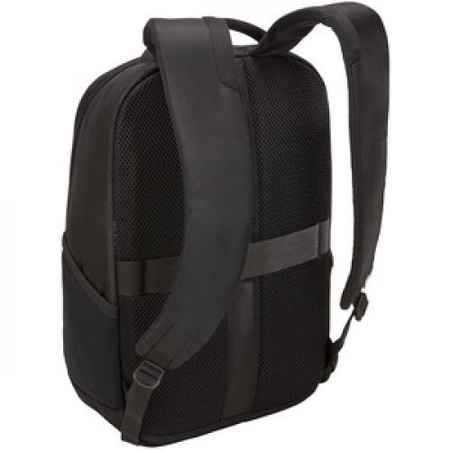 """Case Logic Notion Carrying Case (Backpack) For 14"""" Notebook   Black Rear/500"""