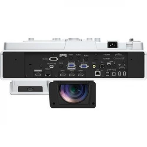 Epson BrightLink 1485Fi Ultra Short Throw LCD Projector   16:9   White Rear/500