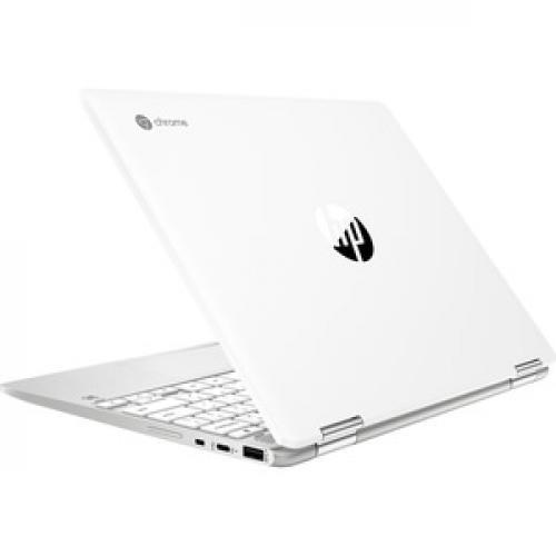 "HP Chromebook X360 12"" Touchscreen 2 In 1 Chromebook Intel Celeron N4020 4GB RAM 32GB EMMC Rear/500"