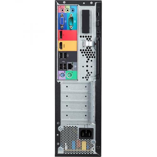 Acer Veriton X4665G Desktop Computer   Intel Core I7 9th Gen I7 9700 Octa Core (8 Core) 3 GHz   8 GB RAM DDR4 SDRAM   1 TB HDD   Black Rear/500