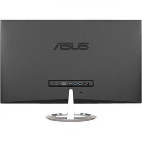 "Asus Designo MX27UCS 27"" 4K UHD LED LCD Monitor   16:9   Icicle Gold, Black Rear/500"
