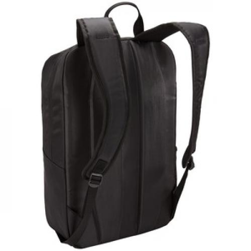"Case Logic Carrying Case (Backpack) For 15.6"" Notebook   Black Rear/500"