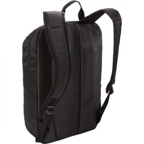 "Case Logic Carrying Case (Backpack) For 10.5"" To 15.6"" Notebook   Black Rear/500"