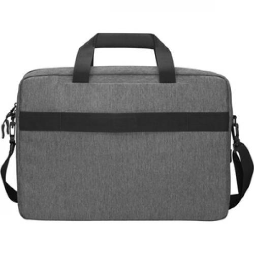 """Lenovo Carrying Case For 15.6"""" Notebook   Charcoal Gray Rear/500"""