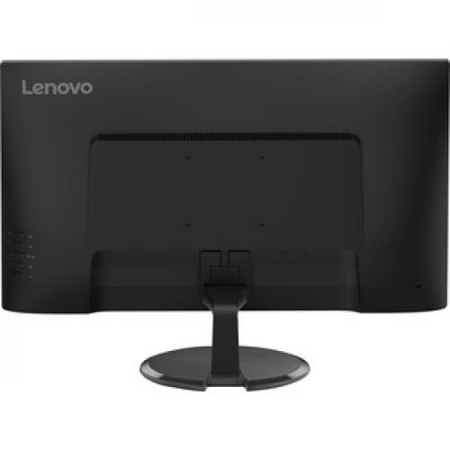 "Lenovo C27 20 27"" Full HD WLED LCD Monitor   16:9   Black Rear/500"