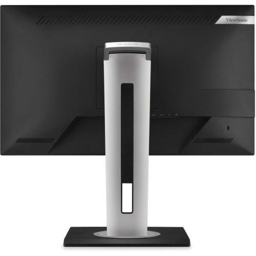 "Viewsonic VG2456 23.8"" Full HD WLED LCD Monitor   16:9   Black Rear/500"