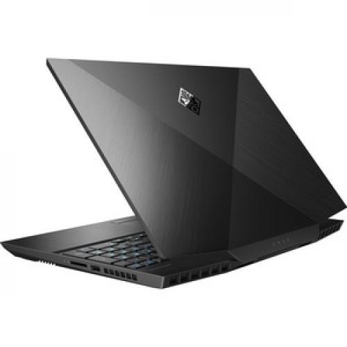 "HP OMEN 15 15.6"" Gaming Laptop Intel Core I7 8GB RAM 512GB SSD GTX 1660Ti 6GB   10th Gen I7 1050H Hexa Core   NVIDIA GeForce GTX 1660 Ti 6GB   Four Zone Island  Style Backlit Keyboard   Optional Thunderbolt 3 Support   Windows 10 Home Rear/500"