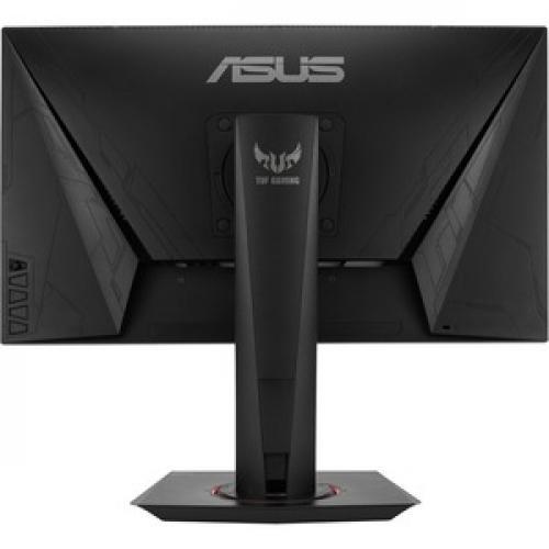 "TUF VG259QM 24.5"" Full HD LED Gaming LCD Monitor   16:9   Black Rear/500"
