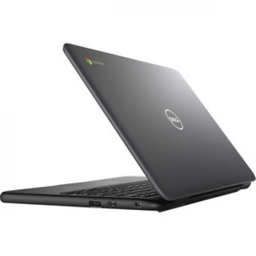 "Dell Chromebook 11 3000 3100 11.6"" Chromebook   HD   1366 X 768   Intel Celeron N4020 Dual Core (2 Core)   4 GB RAM   16 GB Flash Memory Rear/500"