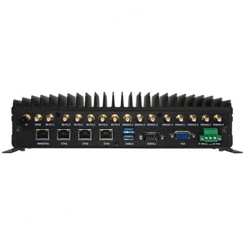 Digi TX64 IEEE 802.11ac 2 SIM Cellular, Ethernet Modem/Wireless Router Rear/500