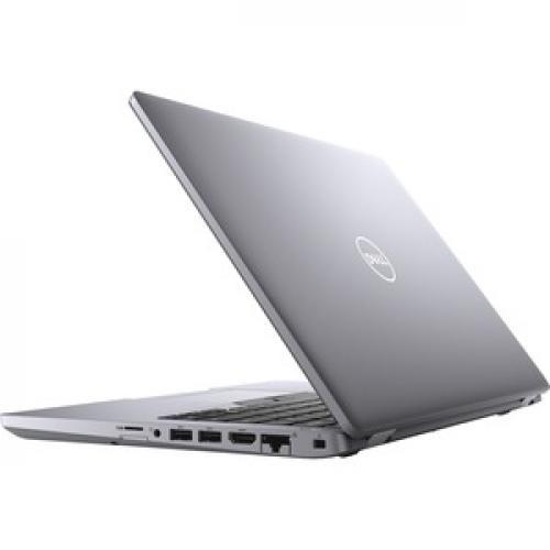 """Dell Latitude 5000 5410 14"""" Touchscreen Notebook   Full HD   1920 X 1080   Intel Core I5 10th Gen I5 10310U Quad Core (4 Core) 1.70 GHz   8 GB RAM   256 GB SSD   Gray Rear/500"""