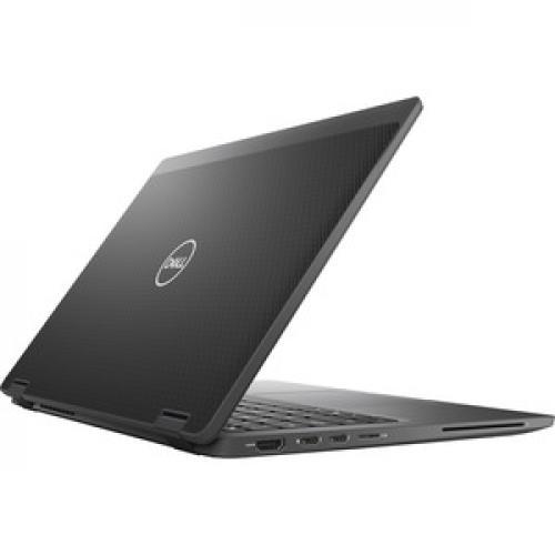 """Dell Latitude 7000 7410 14"""" Touchscreen 2 In 1 Notebook   Full HD   1920 X 1080   Intel Core I7 (10th Gen) I7 10610U Quad Core (4 Core) 1.80 GHz   16 GB RAM   256 GB SSD   Aluminum Titan Gray Rear/500"""