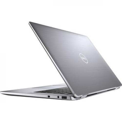 """Dell Latitude 9000 9510 15"""" Touchscreen Notebook   WUXGA   1920 X 1200   Intel Core I5 (10th Gen) I5 10310U Quad Core (4 Core) 1.70 GHz   16 GB RAM   256 GB SSD   Anodized Titan Gray Rear/500"""