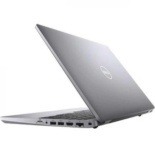"""Dell Latitude 5000 5511 15.6"""" Notebook   Full HD   1920 X 1080   Intel Core I5 (10th Gen) I5 10400H Quad Core (4 Core) 2.60 GHz   16 GB RAM   256 GB SSD Rear/500"""