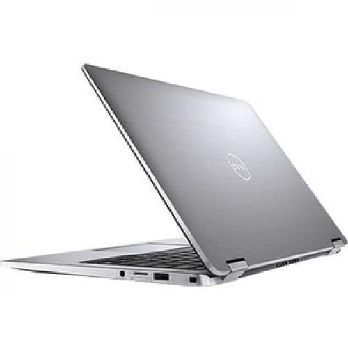 """Dell Latitude 9000 9410 14"""" Touchscreen 2 In 1 Notebook   1920 X 1280   Intel Core I7 (10th Gen) I7 10610U Quad Core (4 Core) 1.80 GHz   16 GB RAM   256 GB SSD   Anodized Titan Gray Rear/500"""