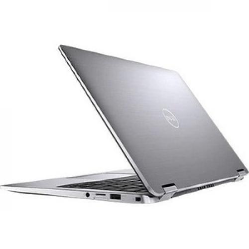 """Dell Latitude 9000 9410 14"""" Touchscreen 2 In 1 Notebook   1920 X 1280   Intel Core I5 (10th Gen) I5 10210U Quad Core (4 Core) 1.60 GHz   8 GB RAM   256 GB SSD   Anodized Titan Gray Rear/500"""