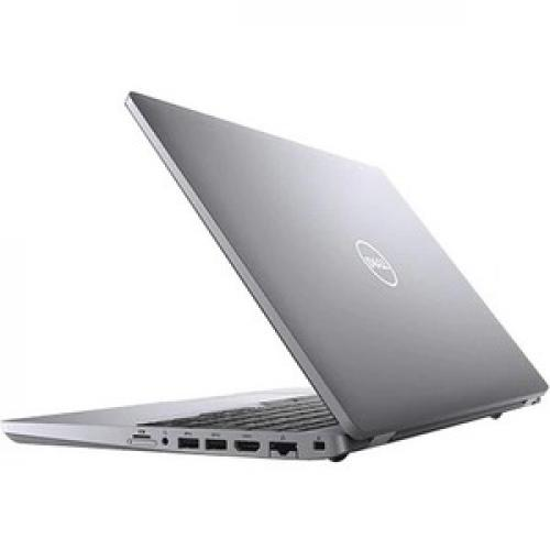 "Dell Latitude 5000 5411 14"" Notebook   Full HD   1920 X 1080   Intel Core I5 (10th Gen) I5 10300H Quad Core (4 Core) 2.50 GHz   8 GB RAM   256 GB SSD Rear/500"