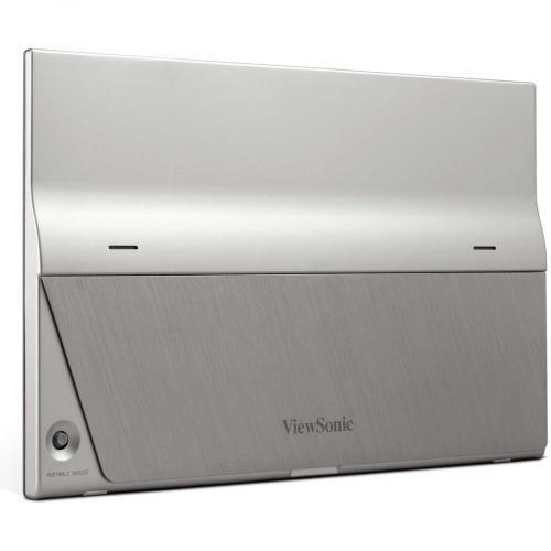 "Viewsonic VG1655 15.6"" Full HD LED LCD Monitor   16:9   Silver Rear/500"