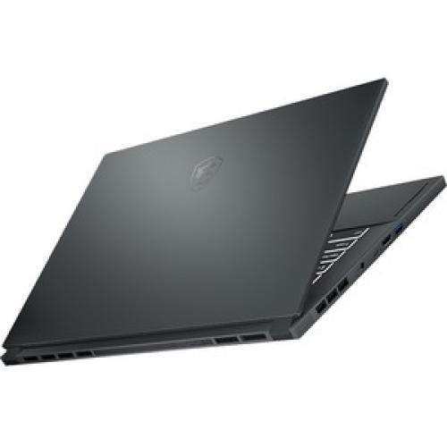 "MSI Creator 15 Creator 15 A10SET 088 15.6"" Touchscreen Gaming Notebook   Full HD   1920 X 1080   Intel Core I7 (10th Gen) I7 10875H Octa Core (8 Core) 2.30 GHz   16 GB RAM   512 GB SSD   Space Gray With Silver Diamond Cut Rear/500"