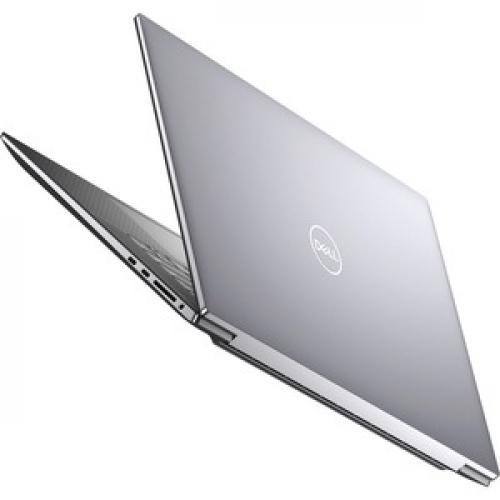 """Dell Precision 5000 5750 17.3"""" Mobile Workstation   Full HD Plus   1920 X 1200   Intel Core I7 (10th Gen) I7 10750H Hexa Core (6 Core) 2.60 GHz   16 GB RAM   512 GB SSD Rear/500"""