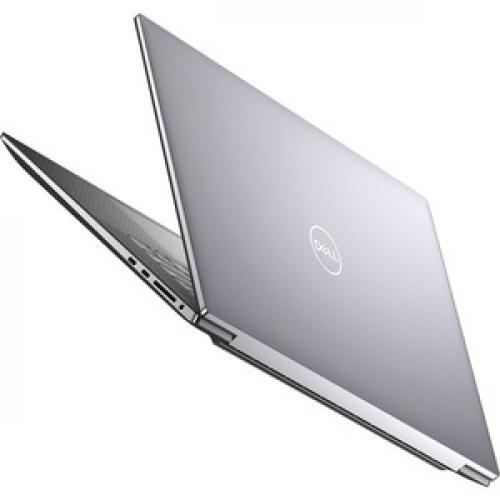 """Dell Precision 5000 5750 17.3"""" Mobile Workstation   Full HD Plus   1920 X 1200   Intel Core I7 (10th Gen) I7 10750H Hexa Core (6 Core) 2.60 GHz   32 GB RAM   512 GB SSD Rear/500"""