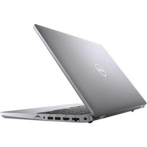 "Dell Latitude 5000 5511 15.6"" Notebook   Full HD   1920 X 1080   Intel Core I7 (10th Gen) I7 10850H Hexa Core (6 Core) 2.70 GHz   16 GB RAM   512 GB SSD   Titan Gray Rear/500"