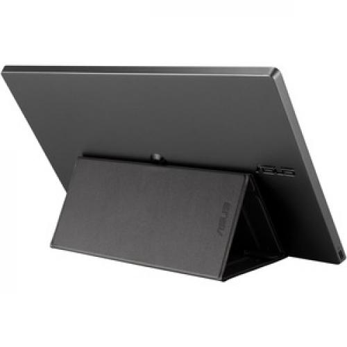 "Asus ZenScreen MB14AC 14"" Full HD LCD Monitor   16:9   Dark Gray Rear/500"