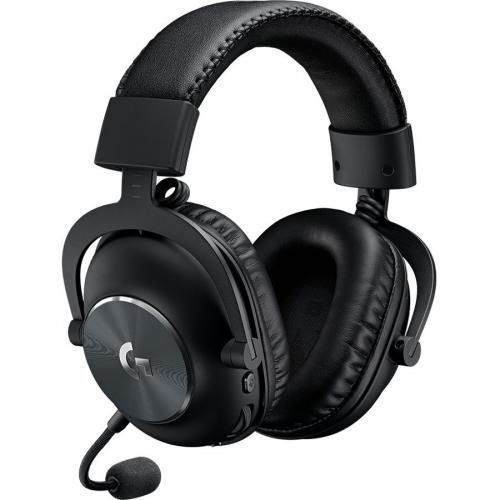Logitech PRO X Wireless Lightspeed Gaming Headset Rear/500