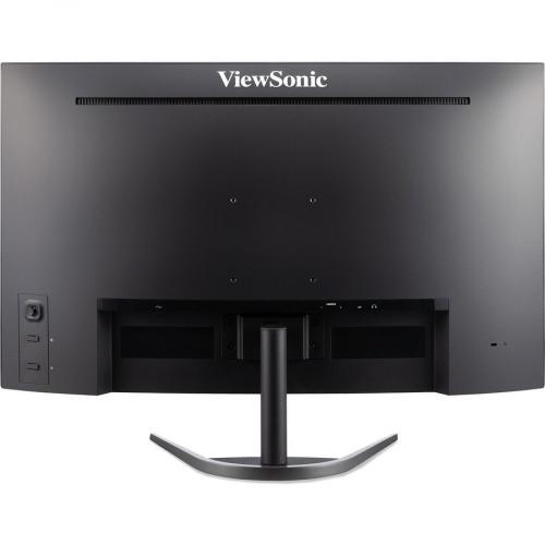 "Viewsonic VX3268 PC MHD 31.5"" Full HD Curved Screen LED Gaming LCD Monitor   16:9 Rear/500"