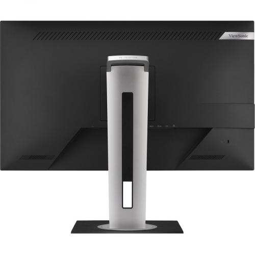 "Viewsonic VG2756 2K 27"" WQHD LED LCD Monitor   16:9   Black Rear/500"